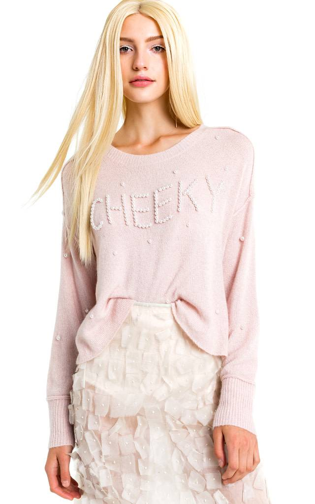 Wildfox Couture Cheeky Cherie Sweater