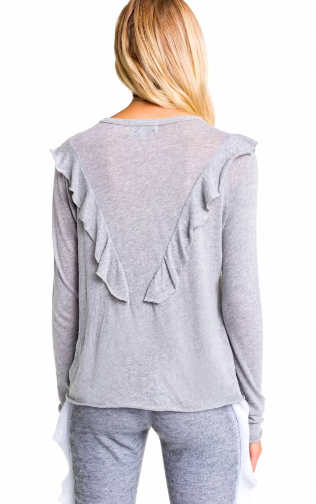 Wildfox Couture Solid Lucienne Longsleeve