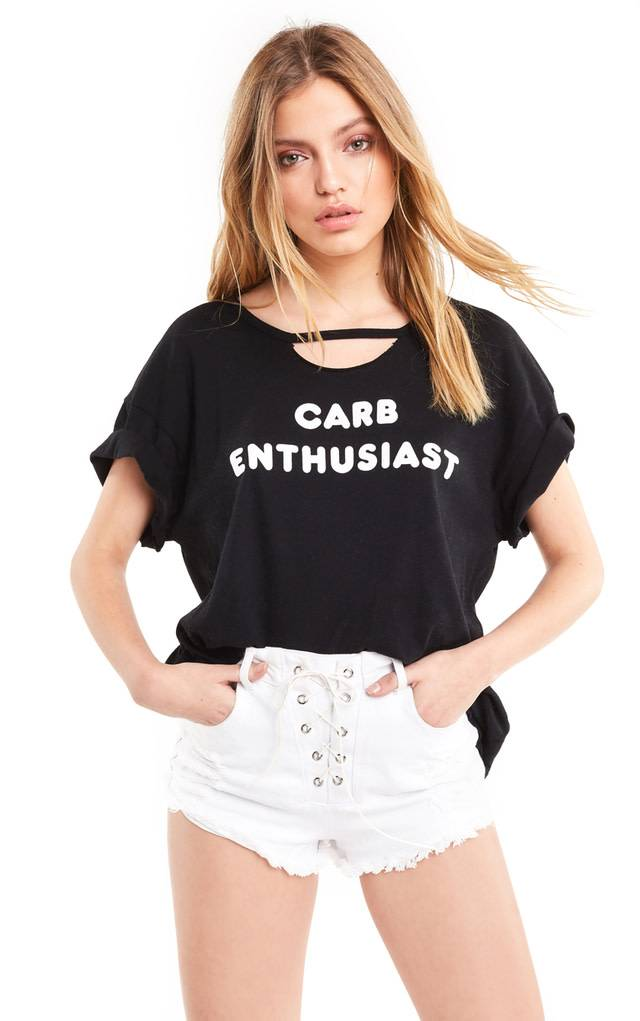 Wildfox Couture Carb Enthusiast Rivo Tee