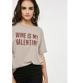 Project Social T Wine is my Valentine