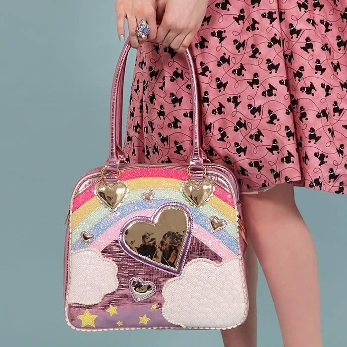 Irregular Choice Over the Rainbow Bag