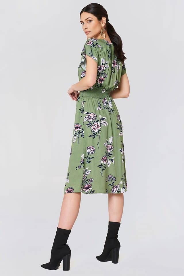 MINKPINK Wanderer Midi Dress