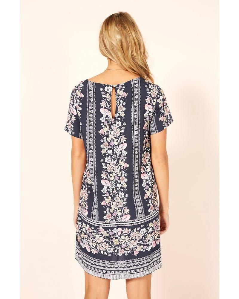 MINKPINK In Bloom Tee Dress
