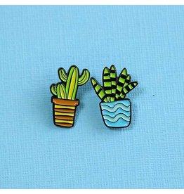 Punky Pins Cactus Duo Pin Set