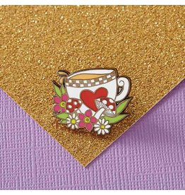 Punky Pins Alice's Tea