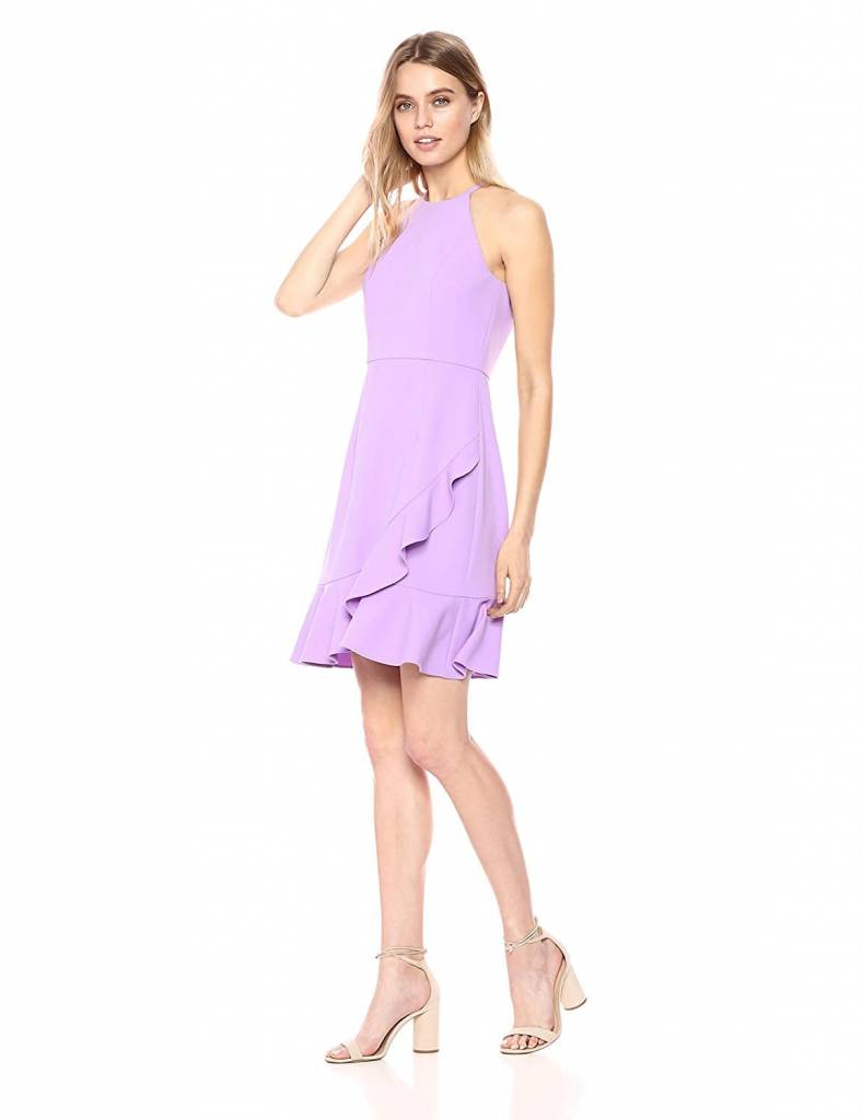 Donna Morgan Sophia Lavender Dress