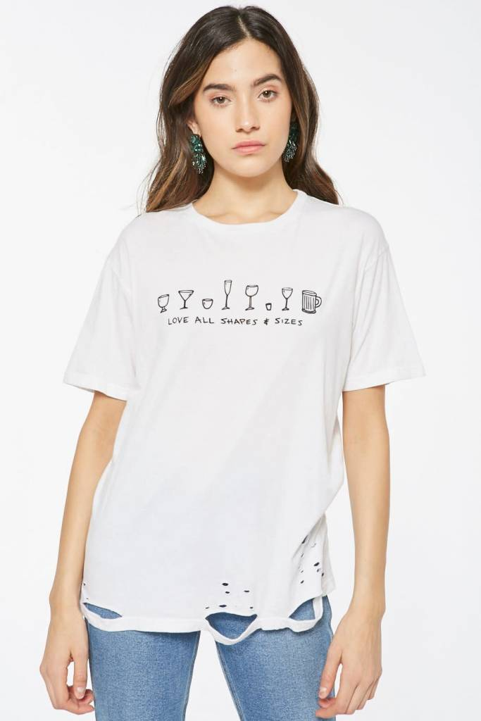 Project Social T All Shapes Tee