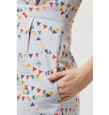 Sugarhill Brighton Rhian Bunting Shift Dress