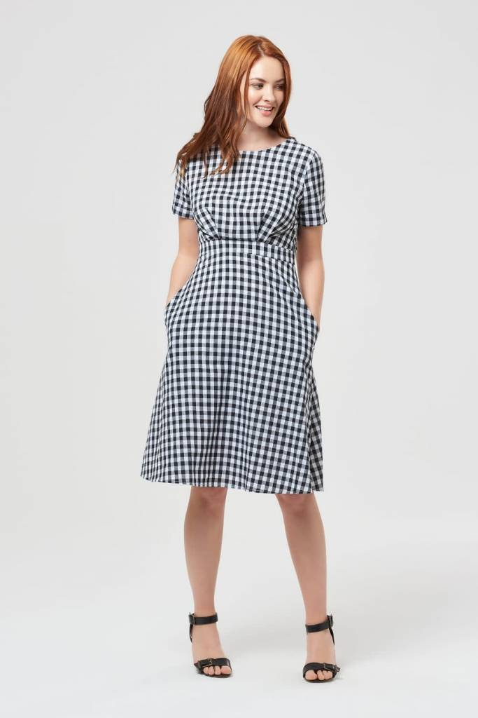 Sugarhill Brighton Jaya Gingham Dress