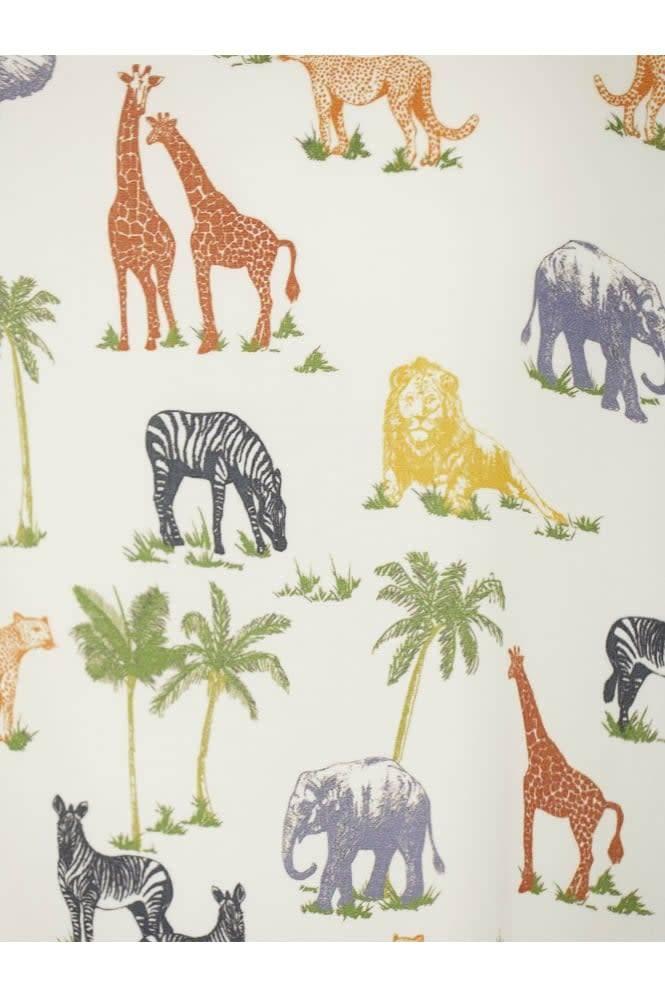 Sugarhill Brighton Zia Wild Animals Tie Top