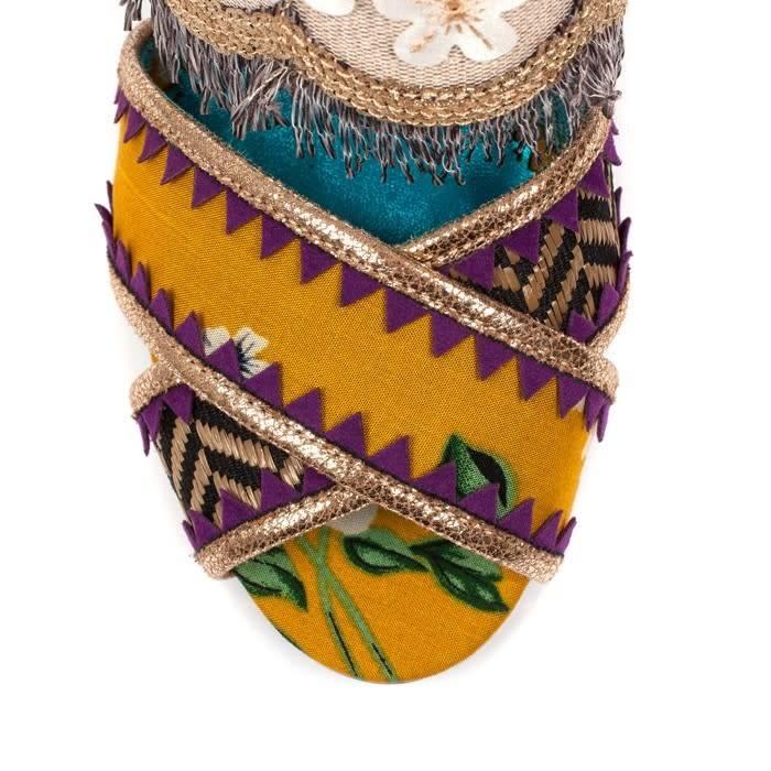 Irregular Choice Aztec Queen