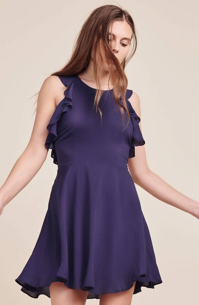BB Dakota Samantha Ruffle Dress
