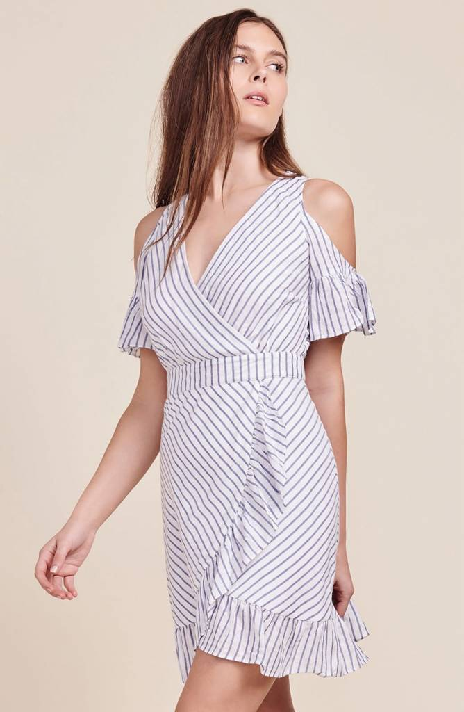 BB Dakota Fong Wrap Dress