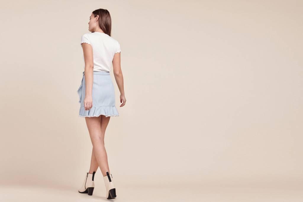 BB Dakota Jenelle Wrap Skirt