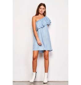 BB Dakota Isla Ruffle Dress