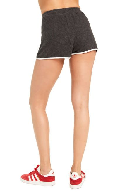 Wildfox Couture Athletic Stars Lane Shorts