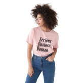 Ban.do Serious Business Woman Tee