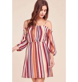 Jack by BB Dakota Eternal Sunshine Striped Dress