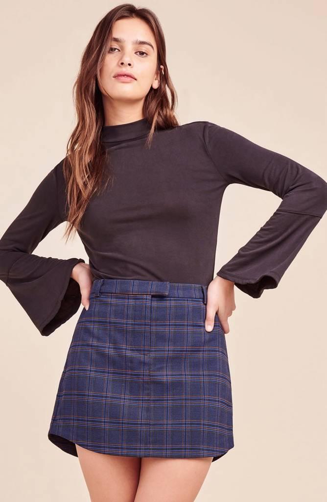 BB Dakota Meet Me in Detention Mini Skirt