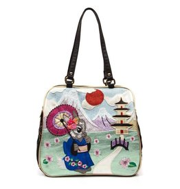 Irregular Choice Blossom Bunny Bag