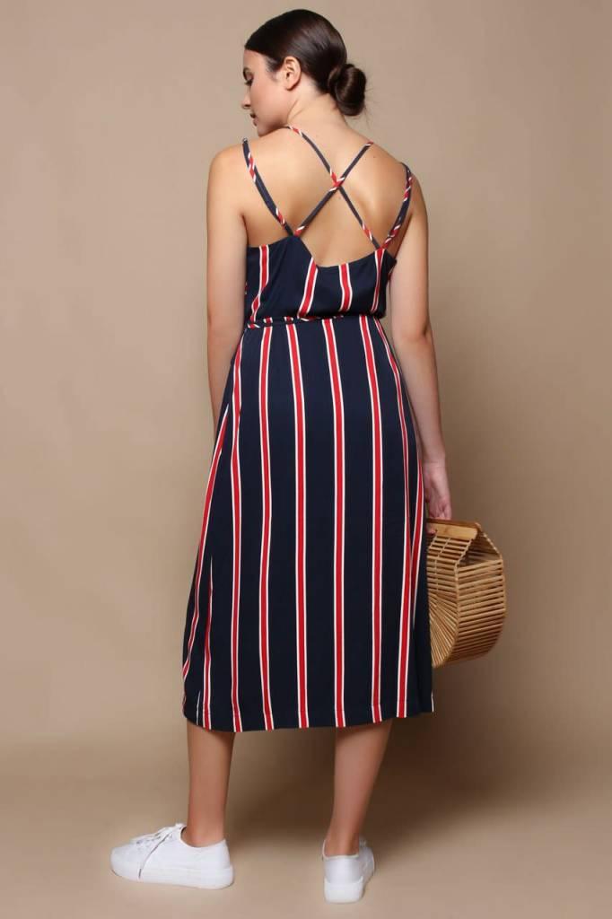 MINKPINK Nautica Midi Dress