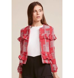 Jack by BB Dakota Sparks Fly Plaid Blazer