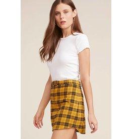BB Dakota I Totally Paused Mini Skirt