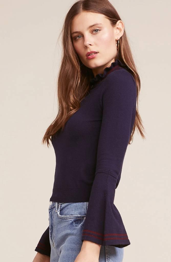 BB Dakota Lost in Translation Bell Sleeve Sweater