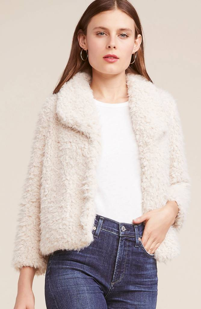 BB Dakota Hugs Don't Lie Faux Fur