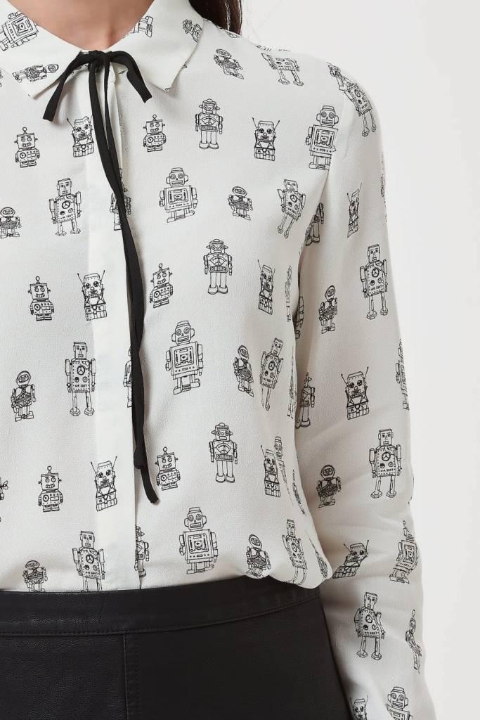 Sugarhill Brighton Catrina Robo Pop Shirt
