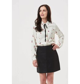 Sugarhill Brighton Catrina Winterberry Cherry Shirt