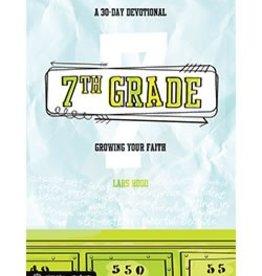 7th Grade Devotional