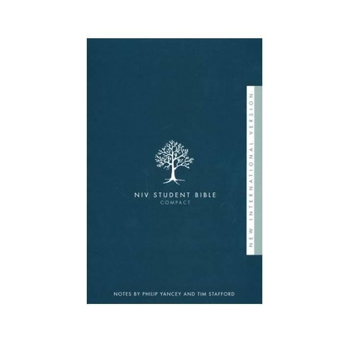 NIV Student Bible Compact