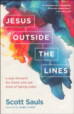 Jesus Outside The Lines