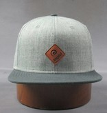 Gray 2-Tone Hat