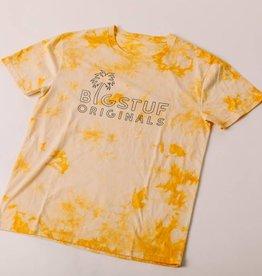 Yellow Tie Dye