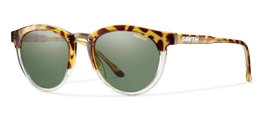 Smith Questa Carbonic polarized lenses