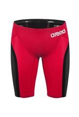 Arena Carbon Flex Jammer / Grey-Red 34