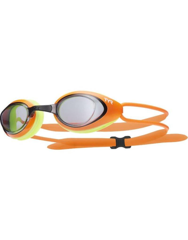 TYR Black Hawk Racing Goggle