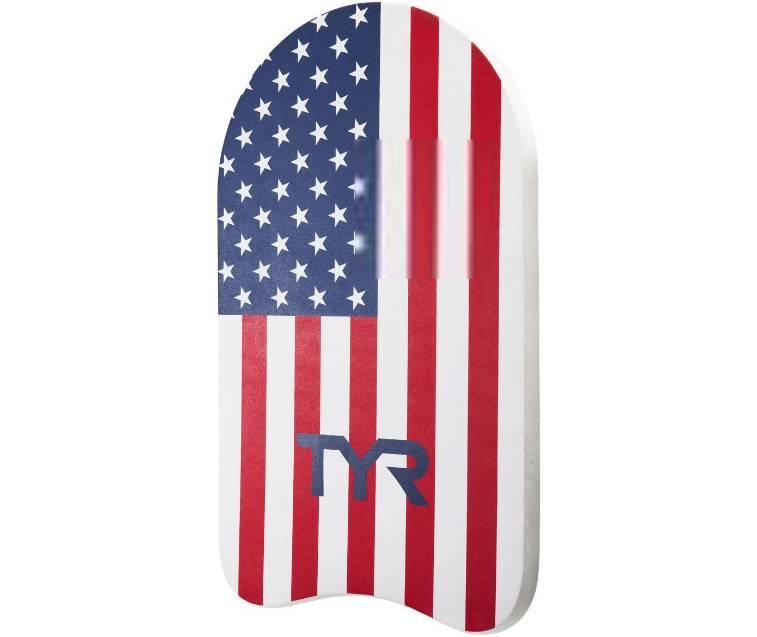 TYR Team USA Kickboard