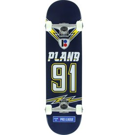 Plan B Skateboards Team Charged Complete