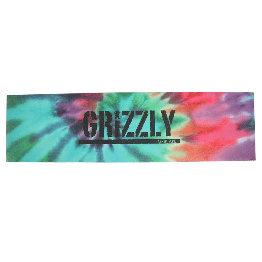 Grizzly Griptape Reverse Tie Dye Stamp