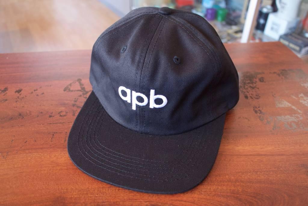 APB Skateshop APB Logo 6-Panel