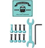 Diamond Supply Company, Inc Diamond Hella Tight Hardware