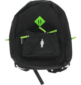 Girl Skateboard Company School Yard Backpack