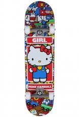 Girl Skateboard Company Carroll Hella Kitty Complete