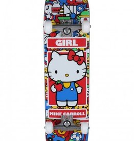 Girl Skateboard Company Carroll Hella Kitty Complete