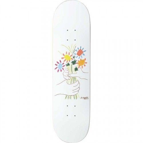 "Baker Skateboards AR Bouquet 8.25"""