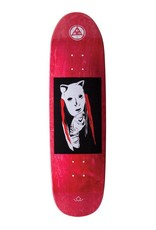 Welcome Skateboards Audrey on Atheme Red 8.8