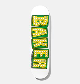 Baker Skateboards Bake Junt White Slick 8.0""